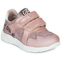 kengät Tytöt Matalavartiset tennarit Pablosky 285279 Vaaleanpunainen