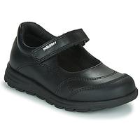 kengät Tytöt Balleriinat Pablosky 334210 Musta