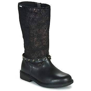 kengät Tytöt Saappaat Pablosky 488012 Musta