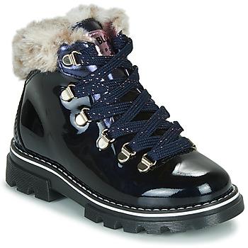 kengät Tytöt Bootsit Pablosky 489629-J Blue