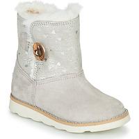 kengät Tytöt Bootsit Pablosky 491506 Harmaa