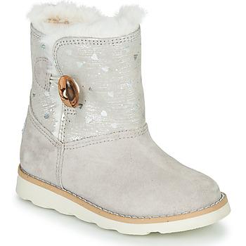 kengät Tytöt Bootsit Pablosky 491506 Grey