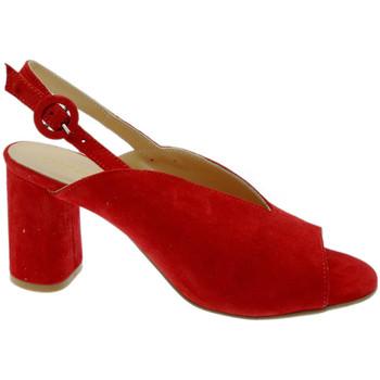 kengät Naiset Sandaalit ja avokkaat Soffice Sogno SOSO20150ro rosso