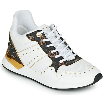 kengät Naiset Matalavartiset tennarit Guess REJJY White