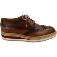 kengät Miehet Derby-kengät Calce  Beige