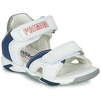 kengät Pojat Sandaalit ja avokkaat Primigi  White