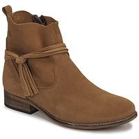 kengät Naiset Bootsit Betty London NENESS Camel