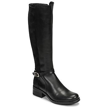 kengät Naiset Saappaat Betty London NINISS Black