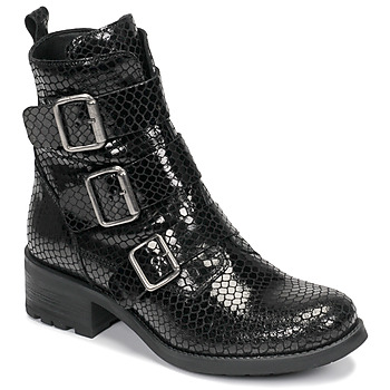 kengät Naiset Bootsit Betty London NANISS Black