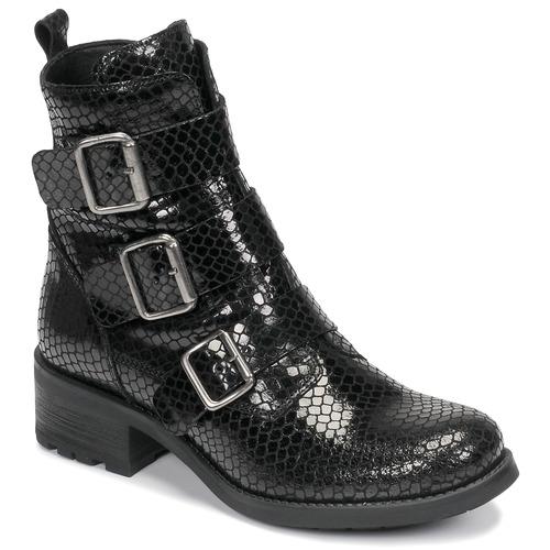 kengät Naiset Bootsit Betty London NANISS Black