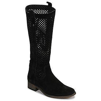kengät Naiset Saappaat Betty London DIVOUI Black