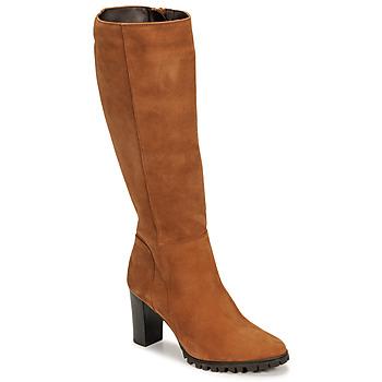 kengät Naiset Saappaat Betty London NOEME Camel