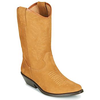 kengät Naiset Saappaat Betty London LOVA Camel