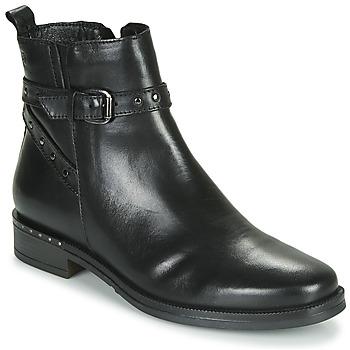 kengät Naiset Bootsit Betty London NORIA Black