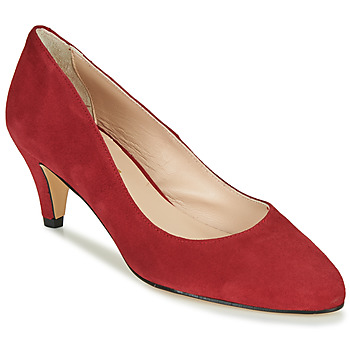 kengät Naiset Korkokengät Betty London NESLIE Red / Fonce