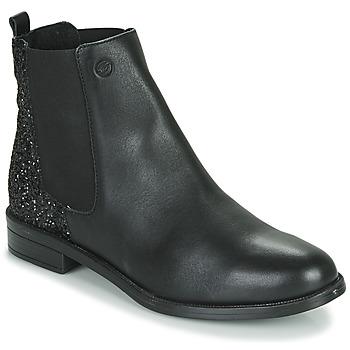 kengät Naiset Bootsit Betty London NIDOLE Musta