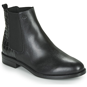 kengät Naiset Bootsit Betty London NIDOLE Black