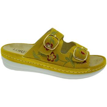 kengät Naiset Sandaalit Calzaturificio Loren LOB5021gi rosso