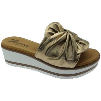 kengät Naiset Sandaalit Susimoda SUSI19097br marrone