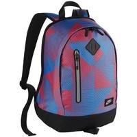 laukut Reput Nike YA Cheyenne Backpack Punainen, Vaaleansiniset