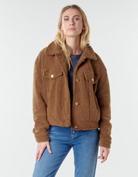 vaatteet Naiset Takit / Bleiserit Vila VIABBI Camel