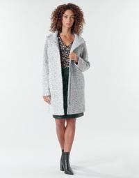 vaatteet Naiset Paksu takki Vila VIMEXA Grey