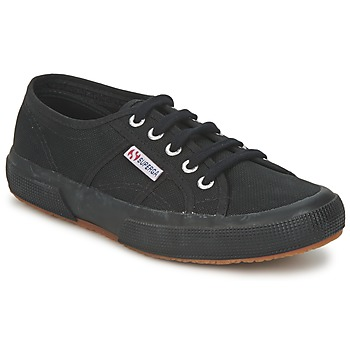 kengät Matalavartiset tennarit Superga 2750 COTU CLASSIC Black