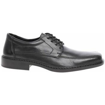 kengät Miehet Derby-kengät & Herrainkengät Rieker B081200 Mustat