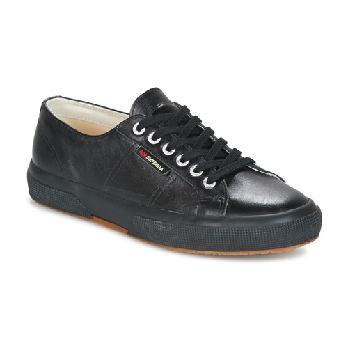 kengät Matalavartiset tennarit Superga 2750 FGLU Black