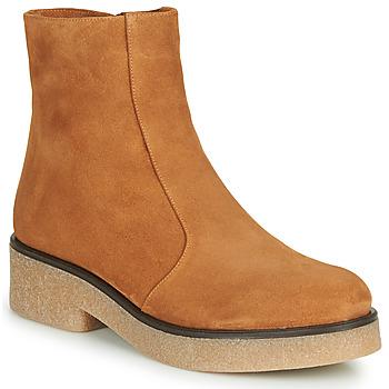 kengät Naiset Bootsit Chie Mihara YETI Camel