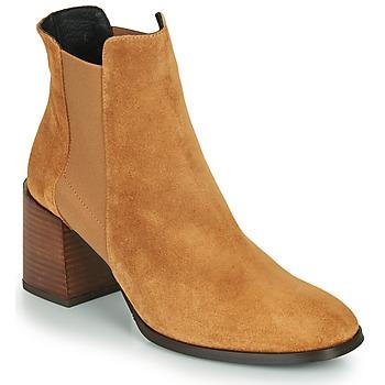 kengät Naiset Nilkkurit Fericelli NONUTS Kamelinruskea
