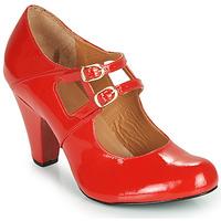 kengät Naiset Korkokengät Cristofoli MASTIS Red