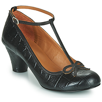 kengät Naiset Korkokengät Cristofoli MUNSTI Musta