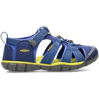 kengät Lapset Sandaalit ja avokkaat Keen Seacamp II Cnx Vaaleansiniset, Oliivinväriset, Grafiitin väriset