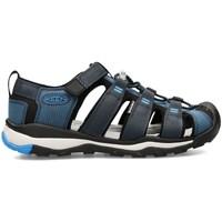 kengät Lapset Sandaalit ja avokkaat Keen Newport Neo H2 Grafiitin väriset,Tummansininen