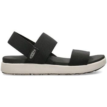 kengät Naiset Sandaalit ja avokkaat Keen Elle Backstrap Mustat,Harmaat