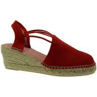 kengät Naiset Espadrillot Toni Pons TOPTANIACRverm rosso