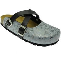 kengät Naiset Puukengät Riposella RIP29204fuc grigio