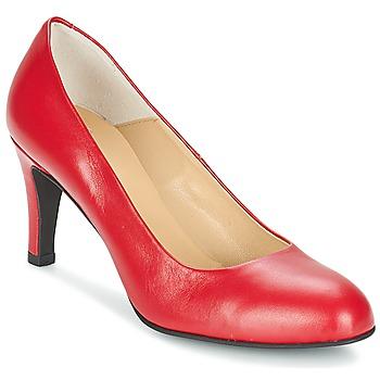 kengät Naiset Korkokengät Perlato JULIANO Red