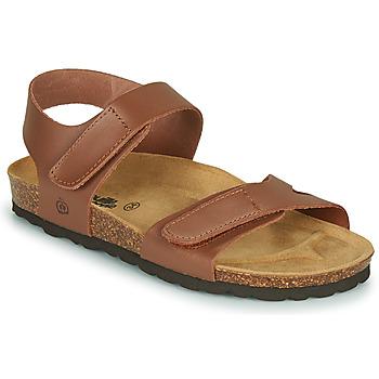kengät Tytöt Sandaalit ja avokkaat Citrouille et Compagnie BELLI JOE Brown