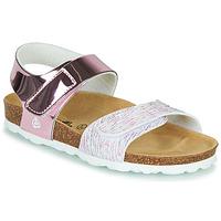 kengät Pojat Sandaalit ja avokkaat Citrouille et Compagnie BELLI JOE Pink