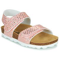 kengät Tytöt Sandaalit ja avokkaat Citrouille et Compagnie BELLI JOE Pink