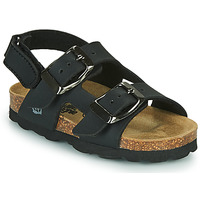 kengät Pojat Sandaalit ja avokkaat Citrouille et Compagnie KELATU Musta