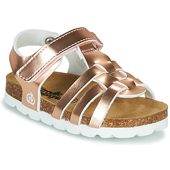 kengät Tytöt Sandaalit ja avokkaat Citrouille et Compagnie MALIA Pink