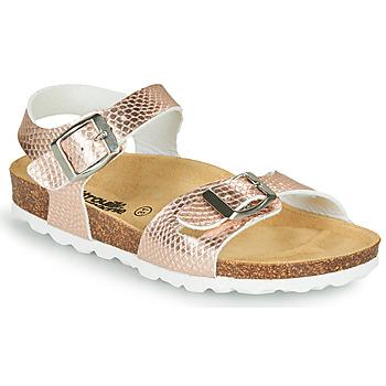 kengät Tytöt Sandaalit ja avokkaat Citrouille et Compagnie RELUNE Pink