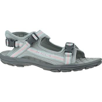 kengät Lapset Sandaalit ja avokkaat Kappa Rusheen K Harmaat