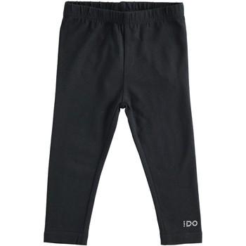 vaatteet Tytöt Legginsit Ido 4J192 Nero