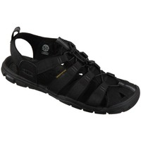 kengät Naiset Vaelluskengät Keen Clearwater Cnx Mustat