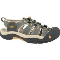 kengät Miehet Sandaalit ja avokkaat Keen Newport H2 Harmaat, Beesit, Grafiitin väriset