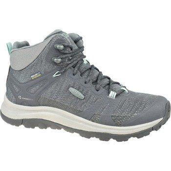 kengät Naiset Vaelluskengät Keen W Terradora II Mid WP Harmaat